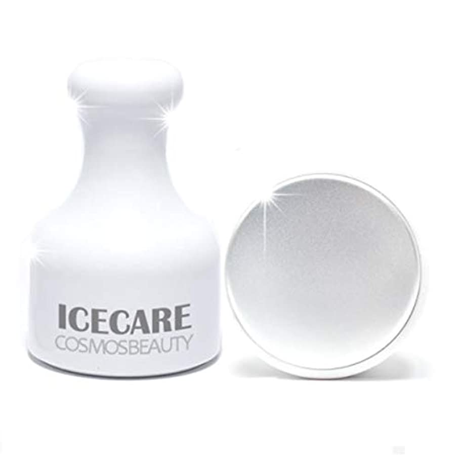 支給しない尊厳Cosmosbeauty Ice Care 毛穴ケア、冷マッサージ,フェイスクーラーアイスローラーフェイスローラー顔マッサージ機構の腫れ抜き方法毛穴縮小(海外直送品)