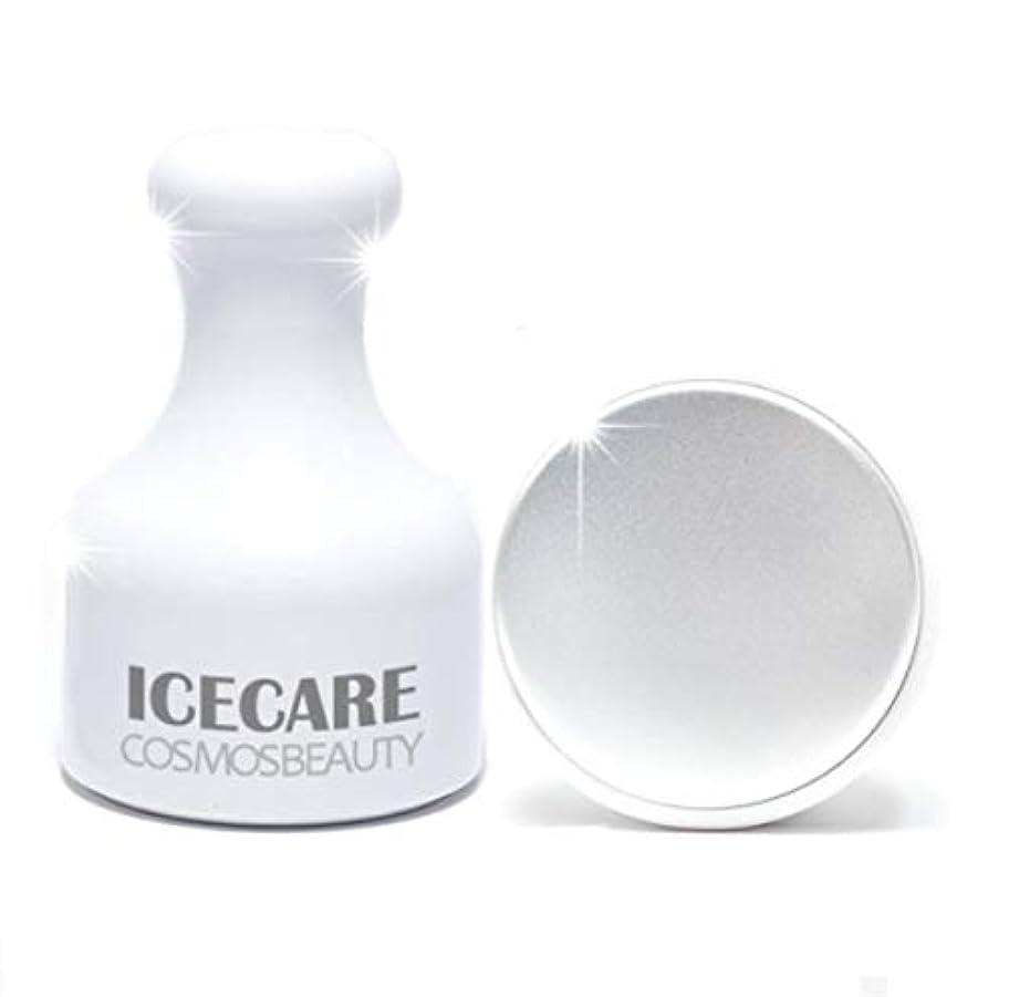 認知相互庭園Cosmosbeauty Ice Care 毛穴ケア、冷マッサージ,フェイスクーラーアイスローラーフェイスローラー顔マッサージ機構の腫れ抜き方法毛穴縮小(海外直送品)