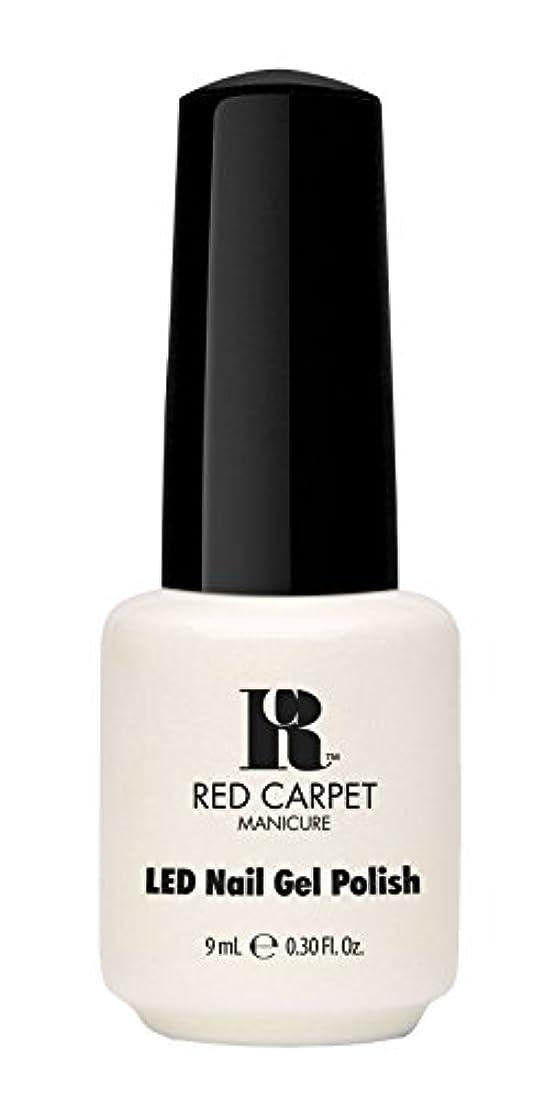 タイトル考案するハイブリッドRed Carpet Manicure - LED Nail Gel Polish - #lostmyslipper - 0.3oz / 9ml