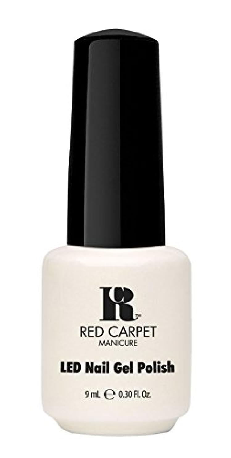 地質学夕食を作るダイヤモンドRed Carpet Manicure - LED Nail Gel Polish - #lostmyslipper - 0.3oz / 9ml