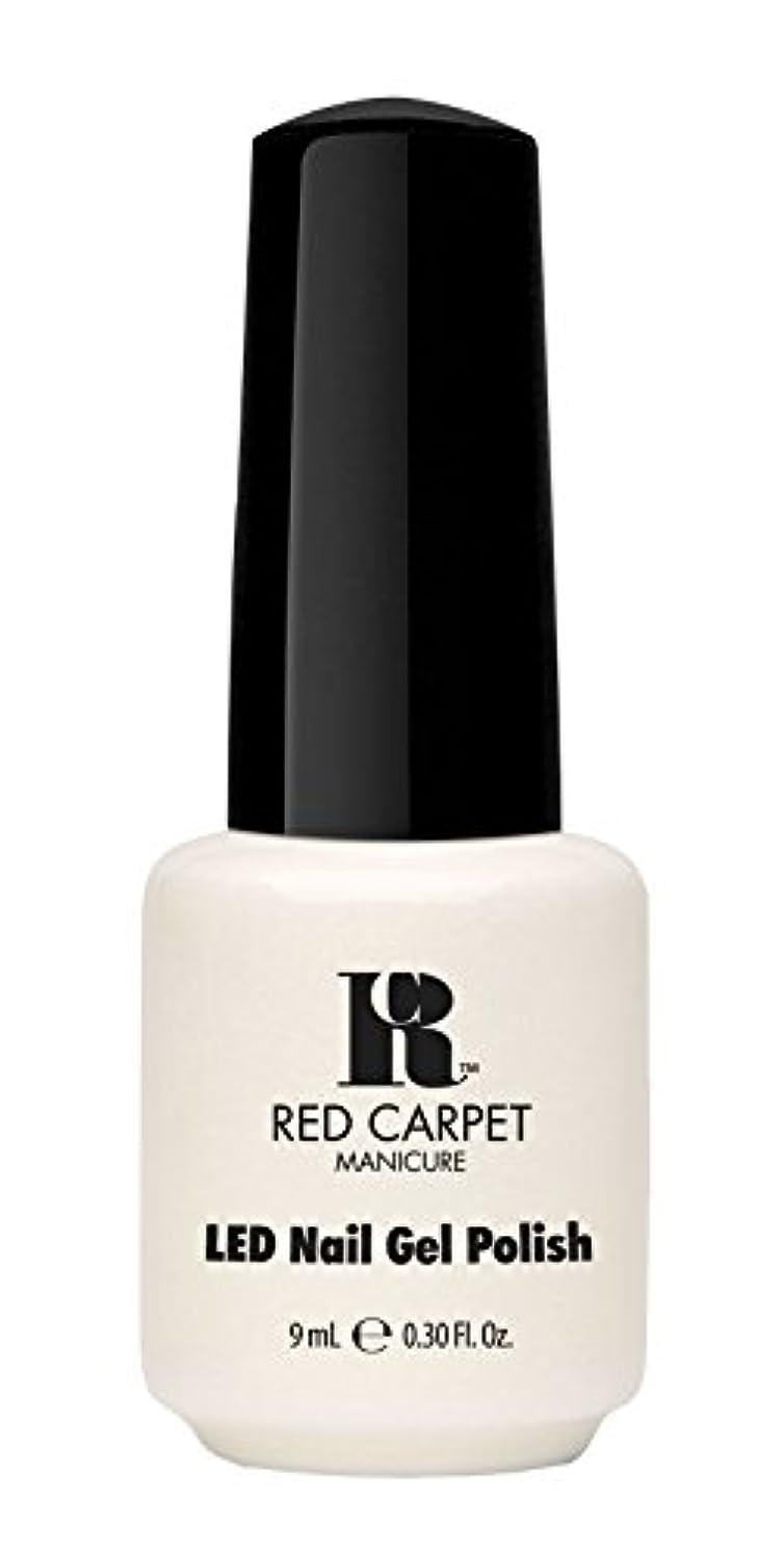 講義冗談でスズメバチRed Carpet Manicure - LED Nail Gel Polish - #lostmyslipper - 0.3oz / 9ml