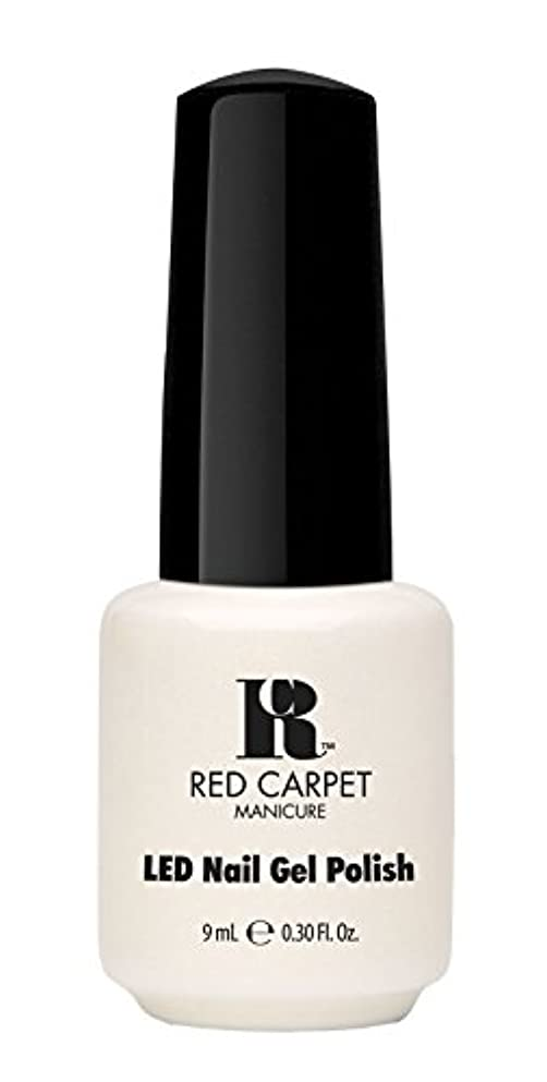 ミサイルけん引状Red Carpet Manicure - LED Nail Gel Polish - #lostmyslipper - 0.3oz / 9ml