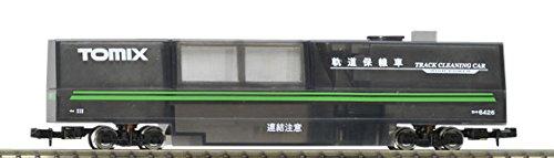 TOMIX Nゲージ マルチレールクリーニングカー スケルトン 6426 鉄道模型用品