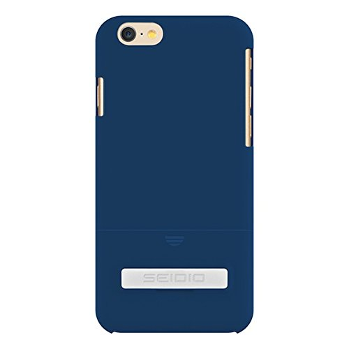 【日本正規代理店品】SURFACE with Metal Kickstand for iPhone6/6s用ケース Royal Blue スタンド