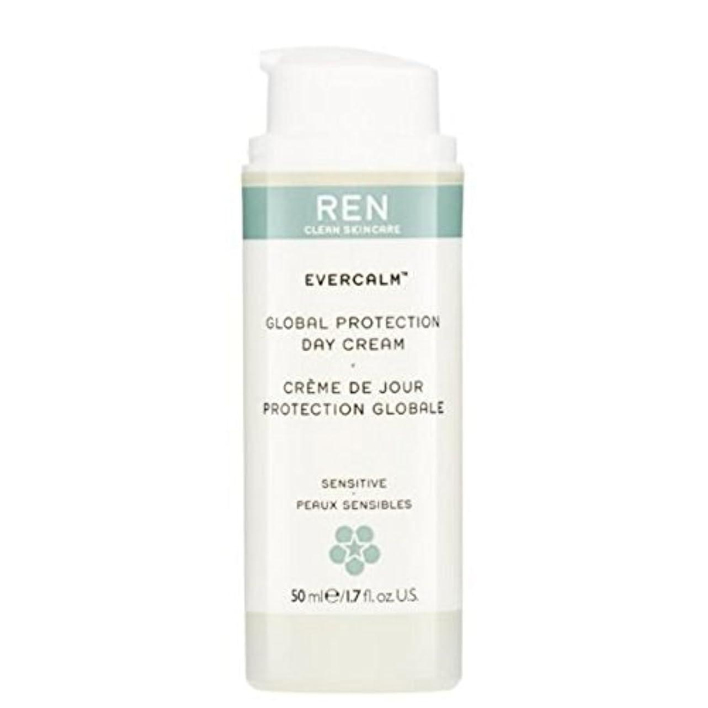 意気込み右おとこREN Evercalm Global Protection Day Cream (Pack of 6) - グローバルプロテクションデイクリーム x6 [並行輸入品]