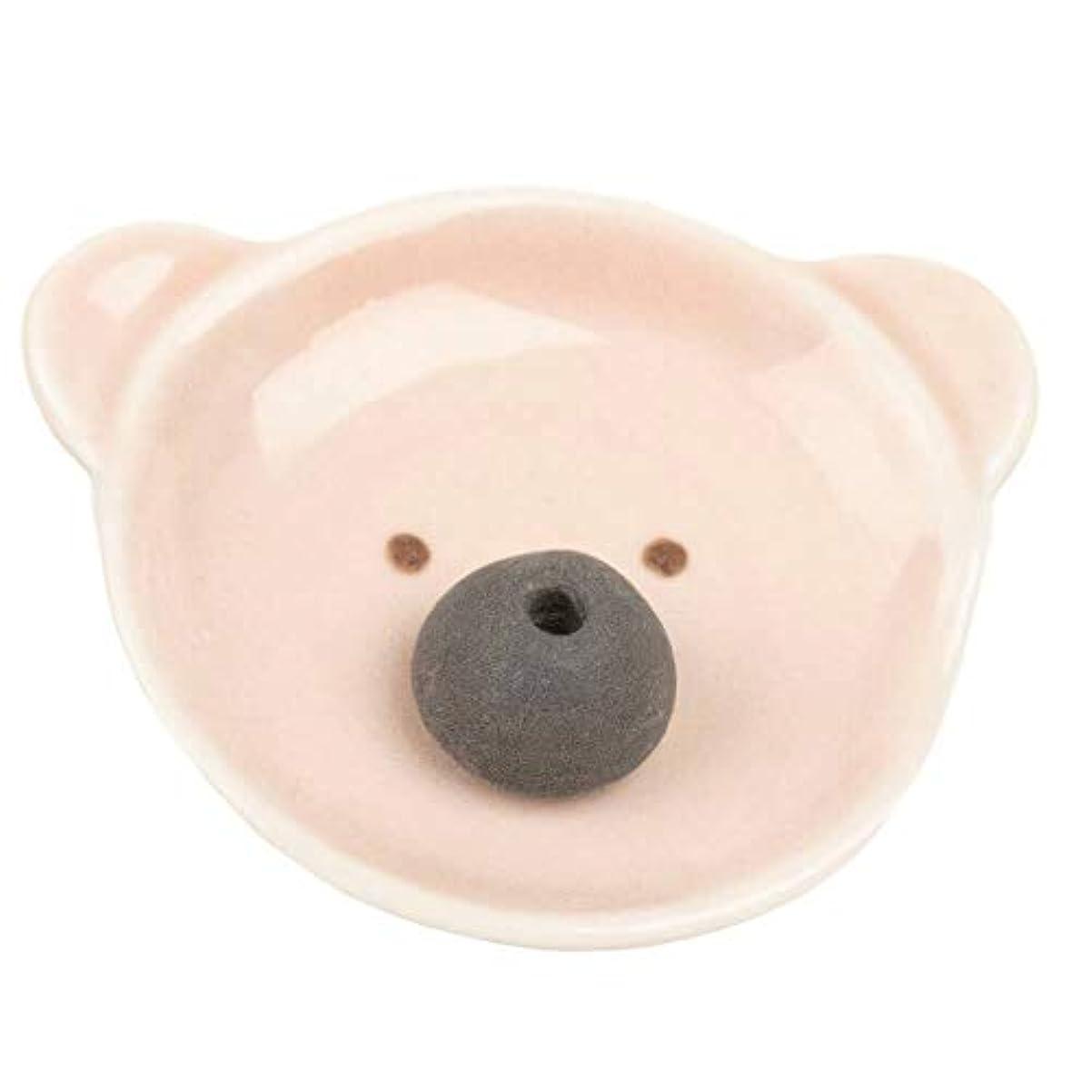 マウスピース姿を消す映画香皿 香立て/アニマル 香皿セット ぶた/香り アロマ 癒やし リラックス インテリア プレゼント 贈り物