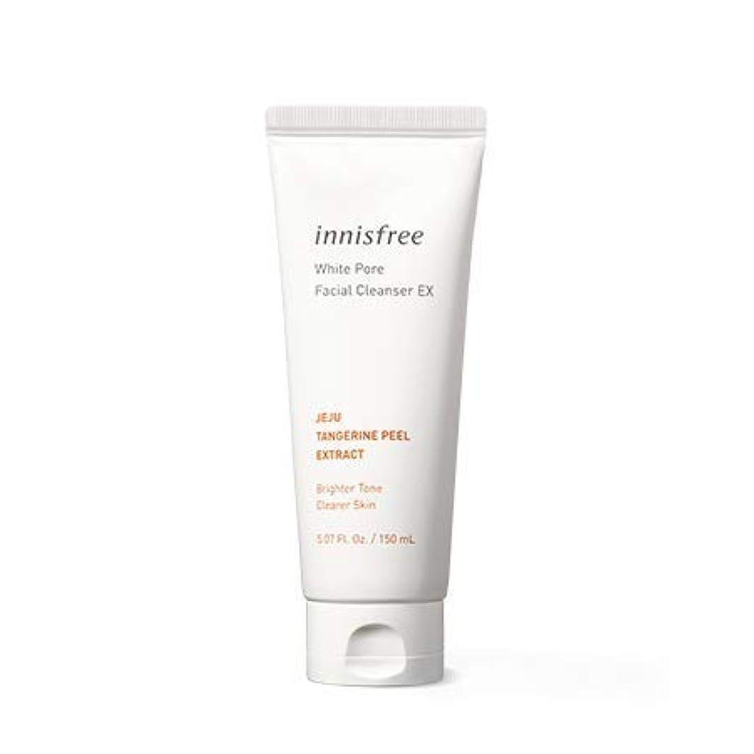 宿泊チャンピオンバクテリア[イニスフリー.INNISFREE]ホワイトポアフェイシャルクレンザーEX150mL×2EA,(2019。新発売)White Pore Facial Cleanser Ex