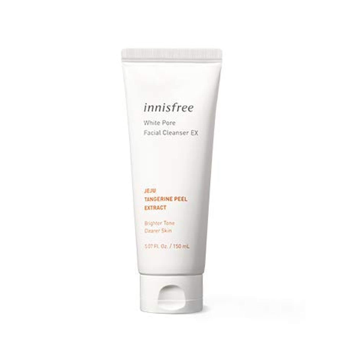 クリック無心不快な[イニスフリー.INNISFREE]ホワイトポアフェイシャルクレンザーEX150mL×2EA,(2019。新発売)White Pore Facial Cleanser Ex