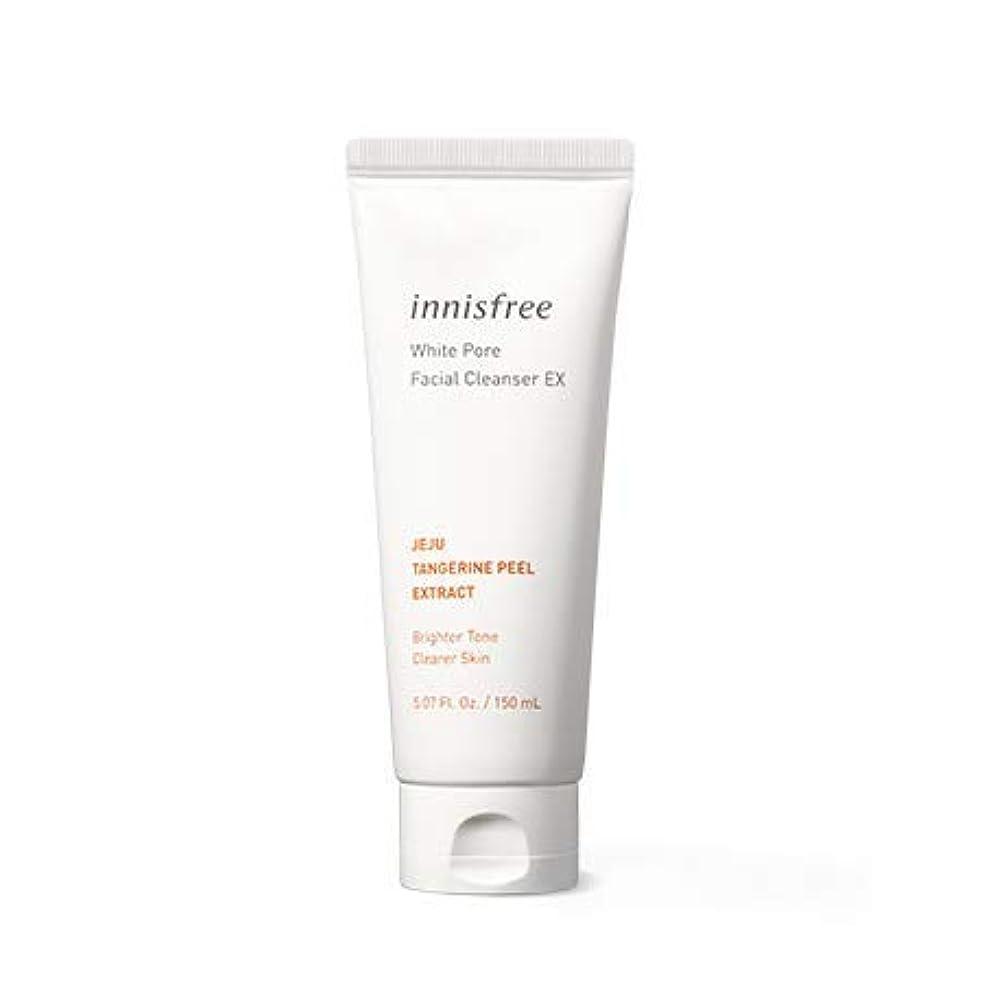 含む委員会持つ[イニスフリー.INNISFREE]ホワイトポアフェイシャルクレンザーEX150mL×2EA,(2019。新発売)White Pore Facial Cleanser Ex
