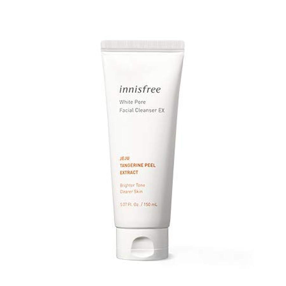 しわ導出チャレンジ[イニスフリー.INNISFREE]ホワイトポアフェイシャルクレンザーEX150mL×2EA,(2019。新発売)White Pore Facial Cleanser Ex