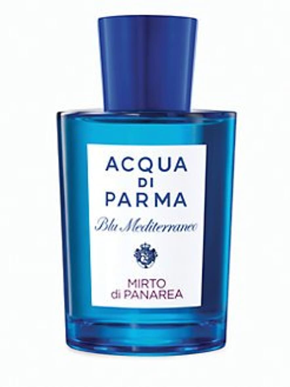 裏切るプレゼントークンBlu Mediterraneo Mirto di Panarea (ブルー メディタレーネオ ミルト ディ パナレア) 5.0 oz (150ml) EDT Spray by Acqua di Parma