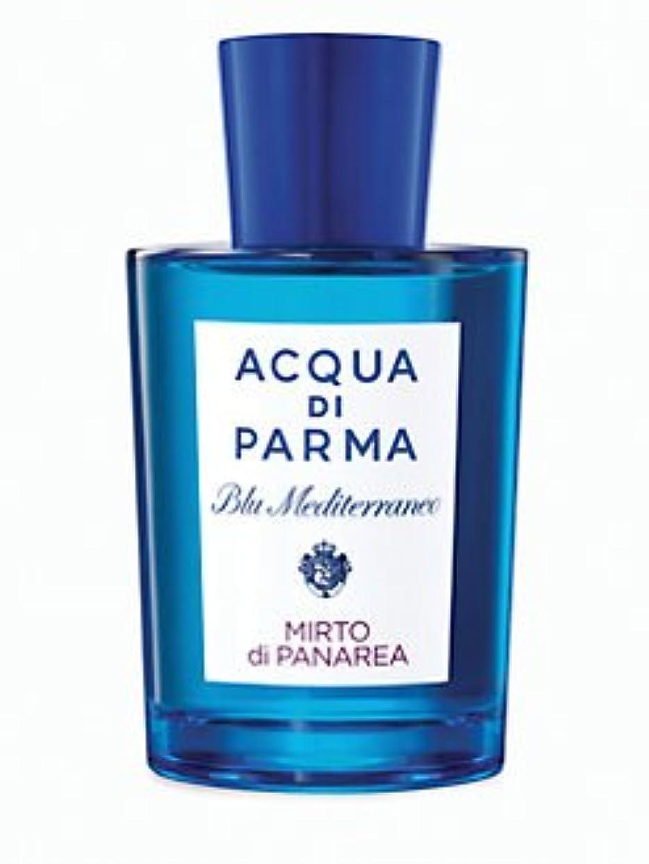 頻繁に容赦ない店員Blu Mediterraneo Mirto di Panarea (ブルー メディタレーネオ ミルト ディ パナレア) 5.0 oz (150ml) EDT Spray by Acqua di Parma