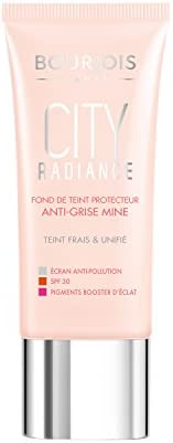 Bourjois City Radiance Foundation, Rose Ivory, 30ml