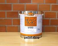 日本ペイント 1液ファインウレタンU-100 淡彩色の調色 3kg ND-146