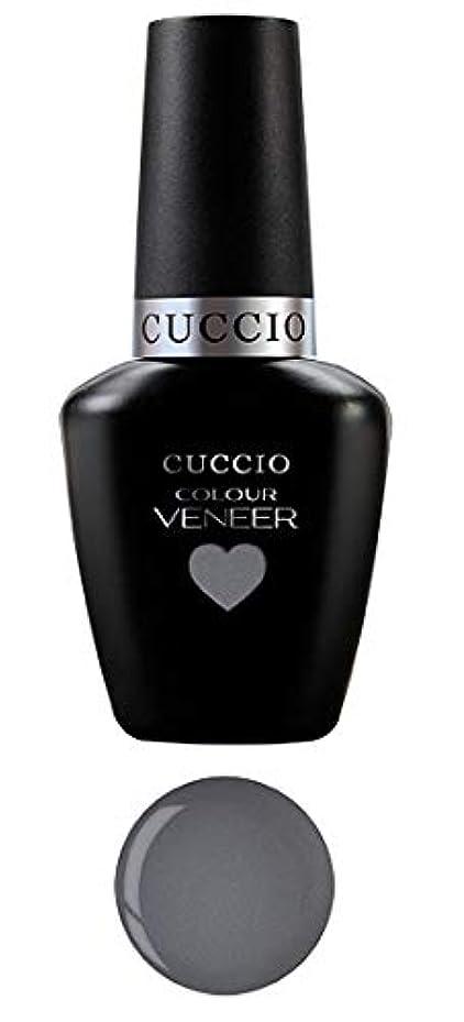 ソブリケットマトリックス血色の良いCuccio MatchMakers Veneer & Lacquer - Soaked in Seattle - 0.43oz / 13ml Each