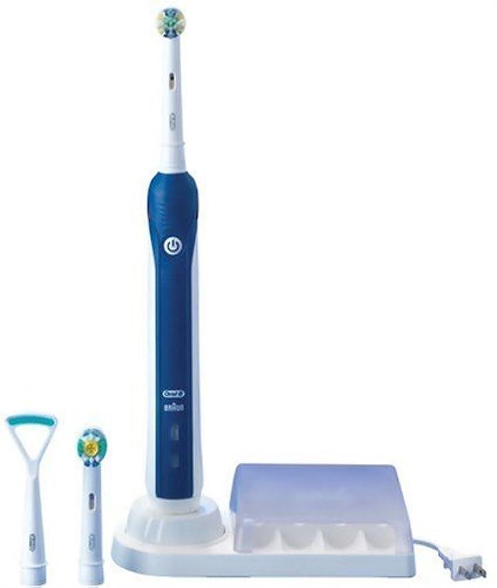 それにもかかわらず付き添い人一貫性のないブラウン オーラルB 電動歯ブラシ スリム&高機能モデル D205353