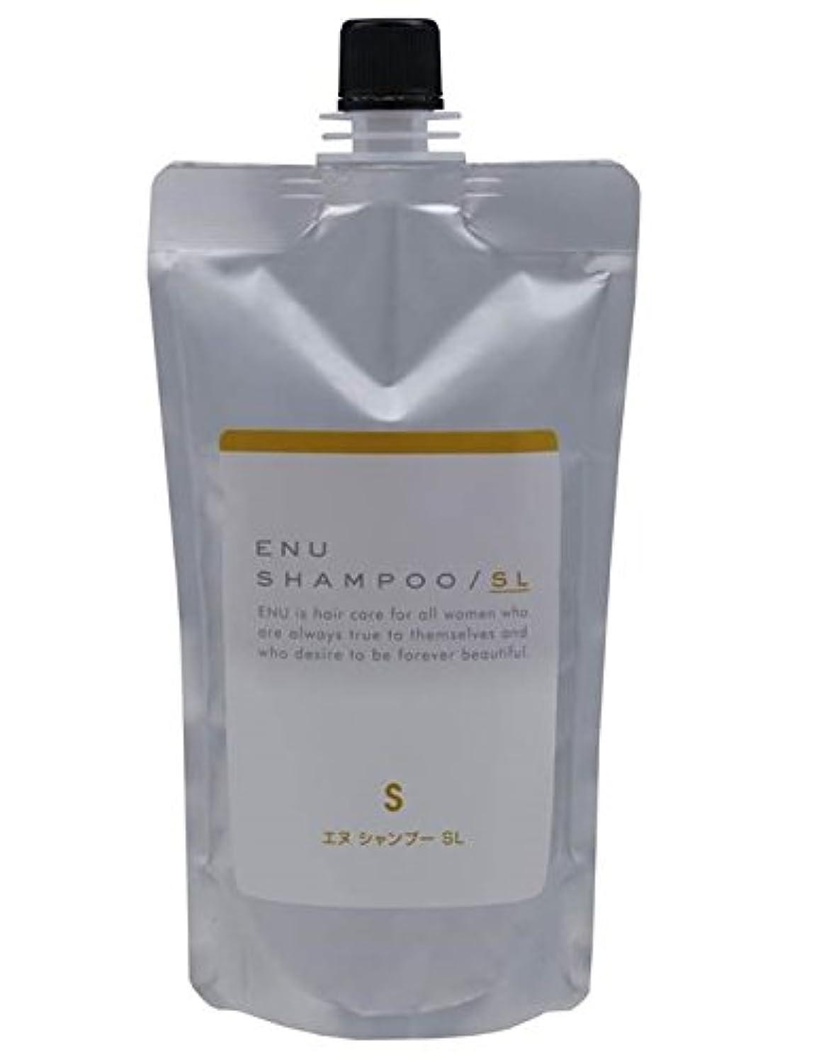 薬を飲むやさしく色合い中野製薬  ENU エヌ シャンプー SL レフィル 400ml
