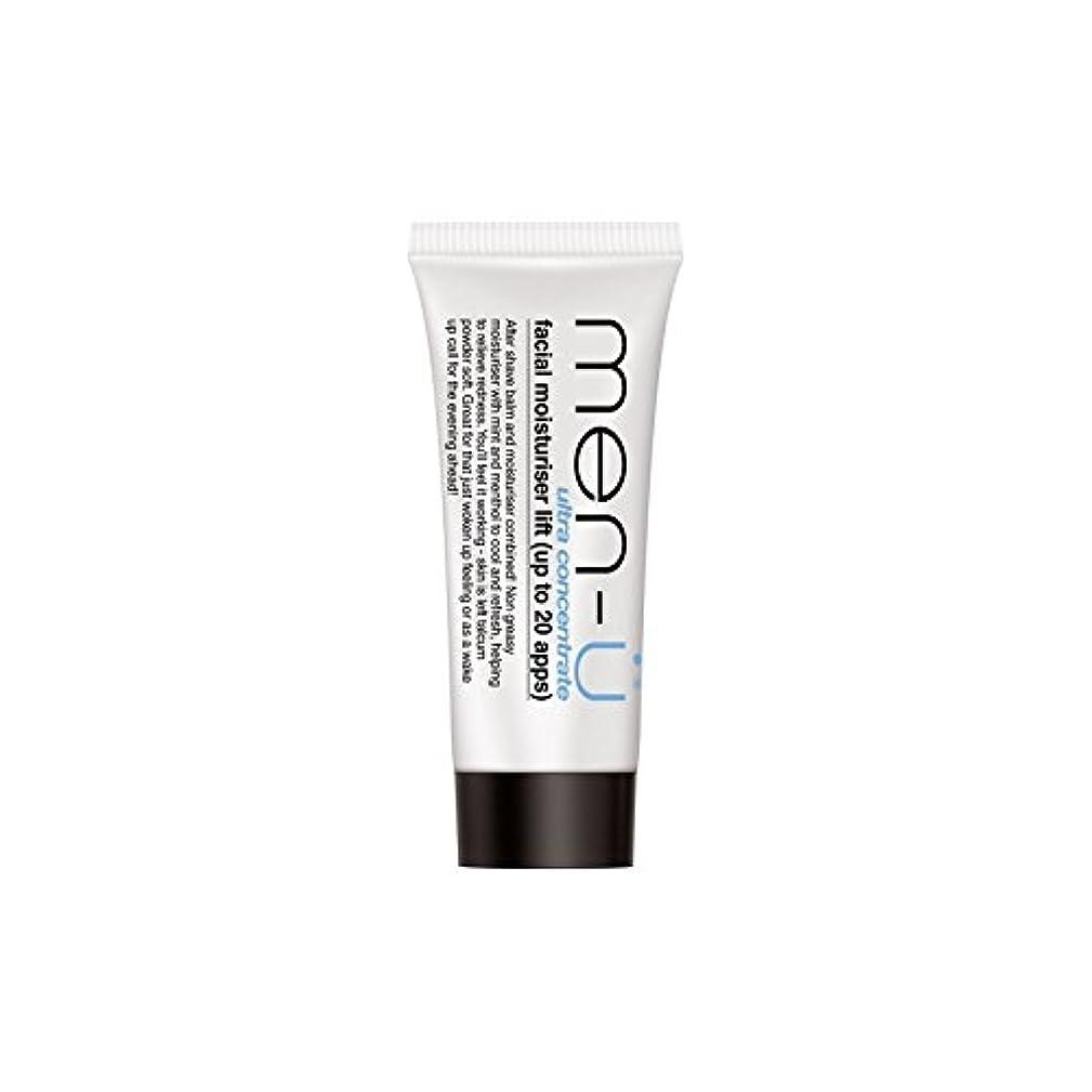 フィット限界通行人Men-? Buddy Facial Moisturiser Lift Tube (15ml) (Pack of 6) - 男性-のバディ顔の保湿剤のリフトチューブ(15ミリリットル) x6 [並行輸入品]