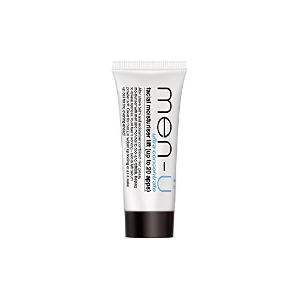 不正難民机男性-のバディ顔の保湿剤のリフトチューブ(15ミリリットル) x4 - Men-? Buddy Facial Moisturiser Lift Tube (15ml) (Pack of 4) [並行輸入品]