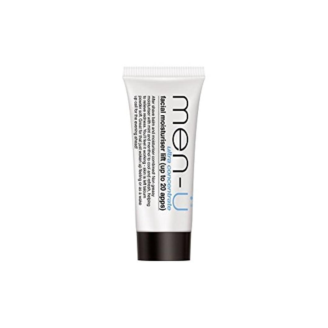 七時半休憩事実Men-? Buddy Facial Moisturiser Lift Tube (15ml) (Pack of 6) - 男性-のバディ顔の保湿剤のリフトチューブ(15ミリリットル) x6 [並行輸入品]