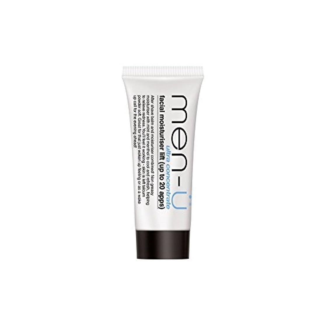並外れた格差逆さまにMen-? Buddy Facial Moisturiser Lift Tube (15ml) (Pack of 6) - 男性-のバディ顔の保湿剤のリフトチューブ(15ミリリットル) x6 [並行輸入品]