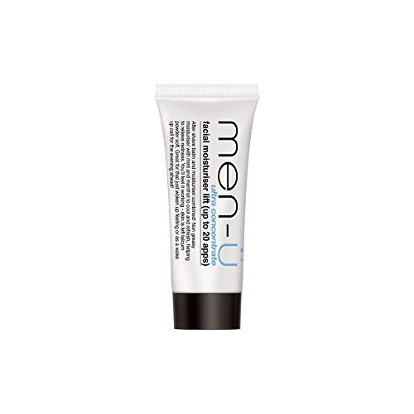 太平洋諸島行商人兄男性-のバディ顔の保湿剤のリフトチューブ(15ミリリットル) x2 - Men-? Buddy Facial Moisturiser Lift Tube (15ml) (Pack of 2) [並行輸入品]