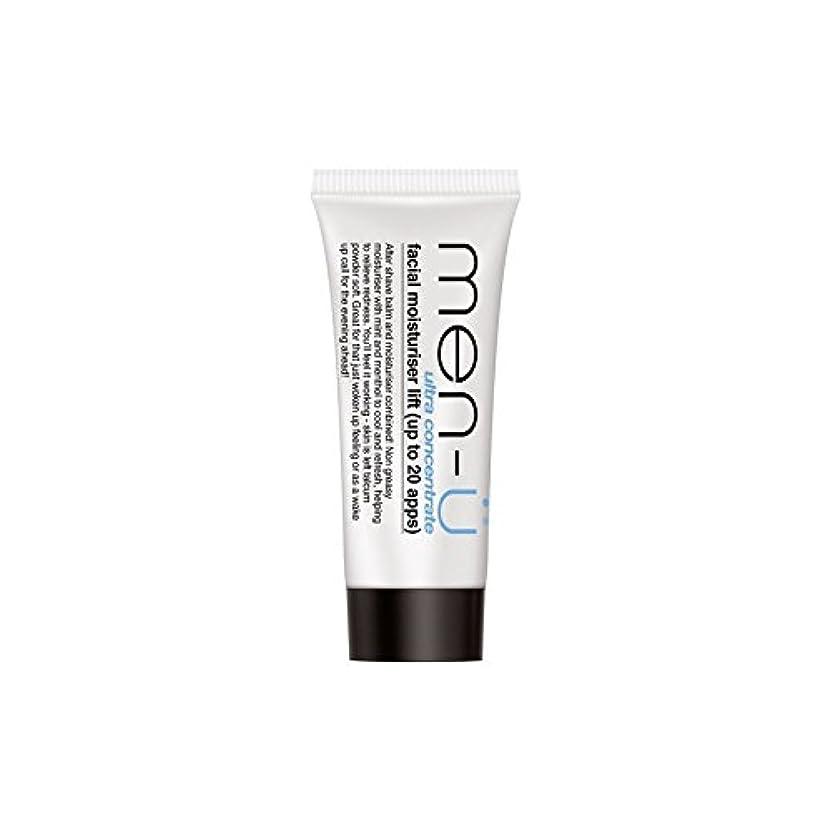 いじめっ子鹿アクションMen-? Buddy Facial Moisturiser Lift Tube (15ml) (Pack of 6) - 男性-のバディ顔の保湿剤のリフトチューブ(15ミリリットル) x6 [並行輸入品]