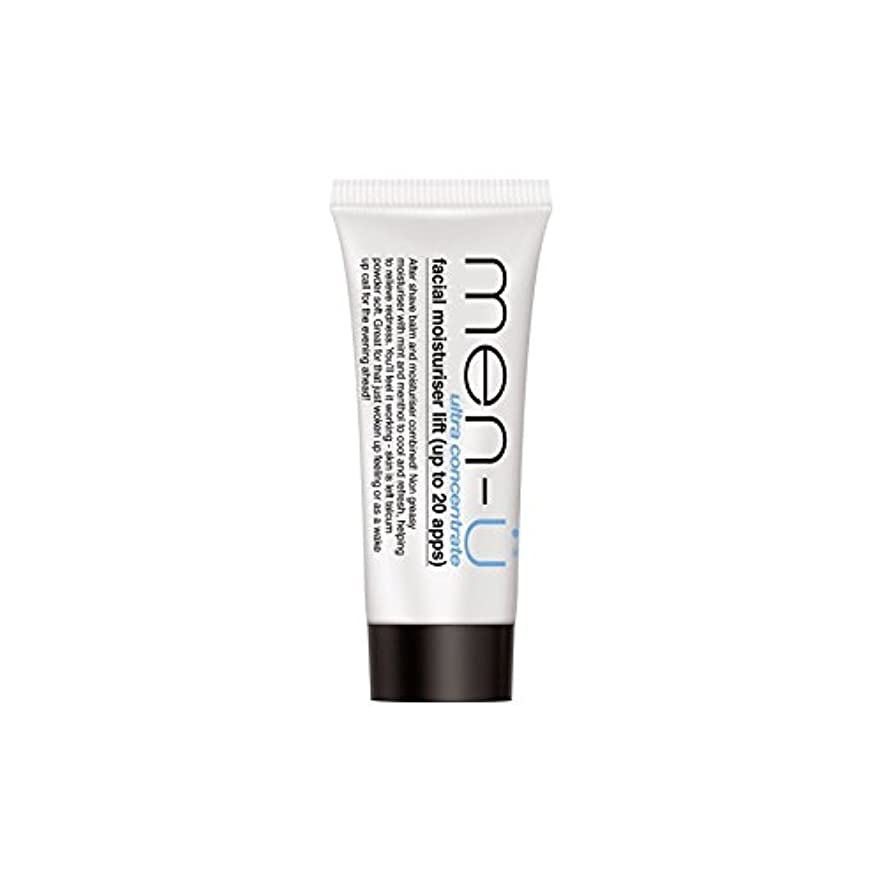 粘着性直立日曜日男性-のバディ顔の保湿剤のリフトチューブ(15ミリリットル) x2 - Men-? Buddy Facial Moisturiser Lift Tube (15ml) (Pack of 2) [並行輸入品]