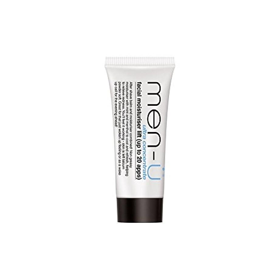 社会スープ顕微鏡男性-のバディ顔の保湿剤のリフトチューブ(15ミリリットル) x2 - Men-? Buddy Facial Moisturiser Lift Tube (15ml) (Pack of 2) [並行輸入品]
