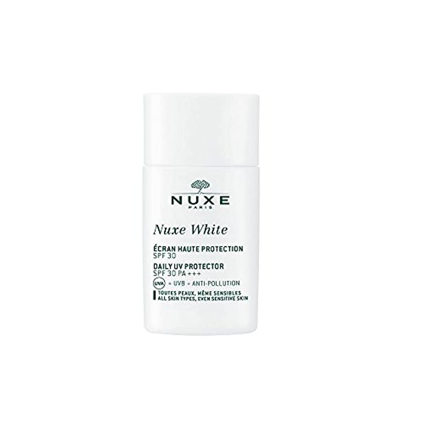 懺悔渇き受け入れニュクス(NUXE) ニュクスホワイト UV プロテクター 30 30mL