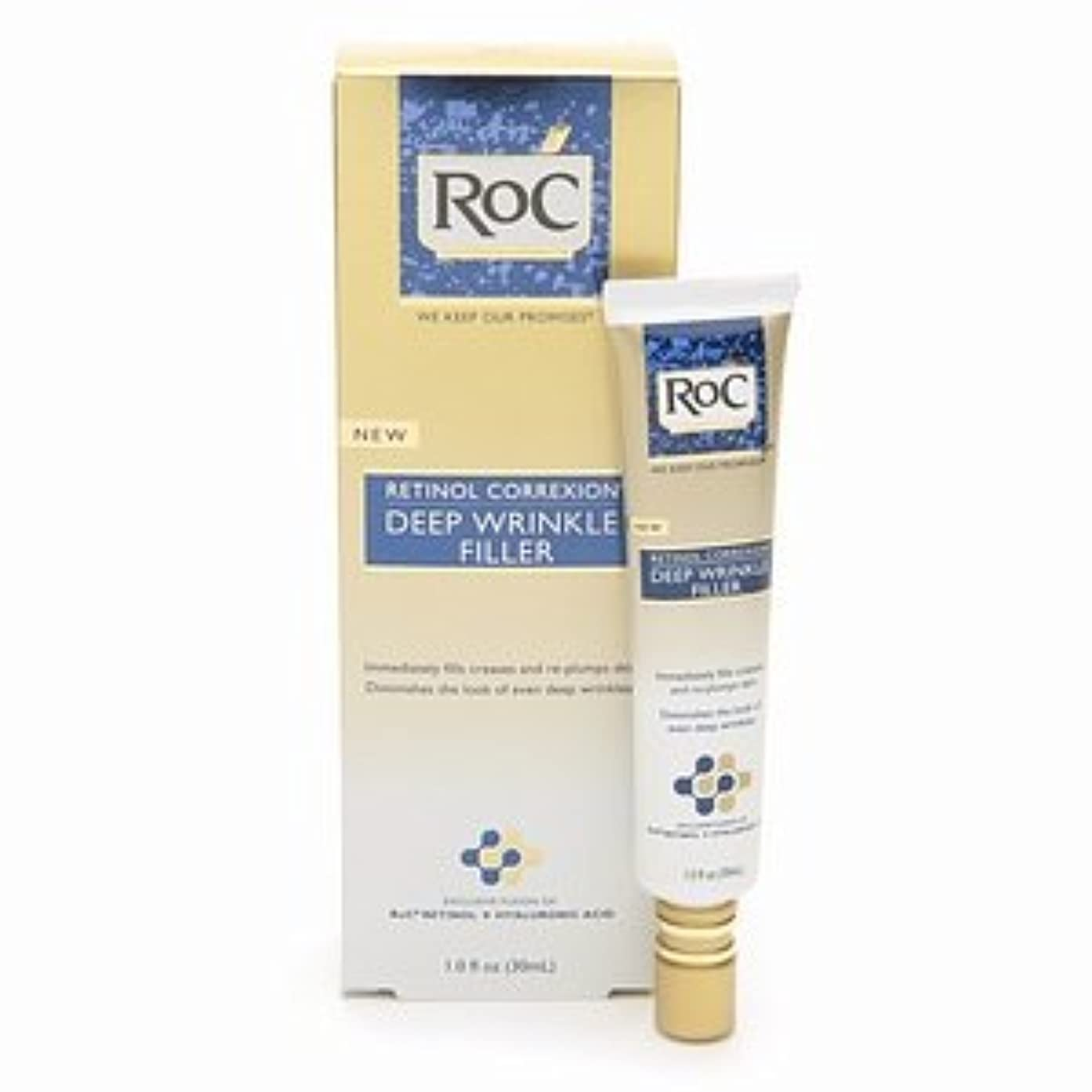 文化広まった責めRoC レチノール コレクション ディープリンクル フィラー RoC Retinol Correxion Deep Wrinkle Filler