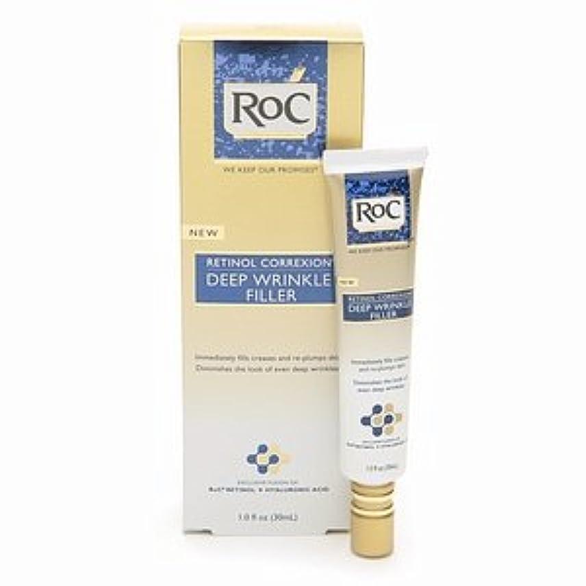 考古学セイはさておき驚いたことにRoC レチノール コレクション ディープリンクル フィラー RoC Retinol Correxion Deep Wrinkle Filler
