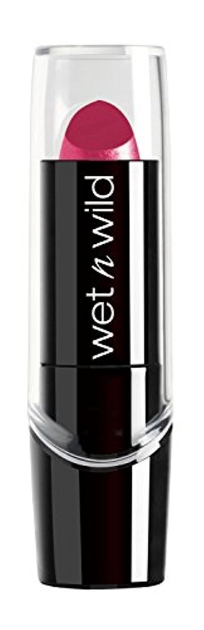 クーポンマーキングのWET N WILD New Silk Finish Lipstick Light Berry Frost (並行輸入品)