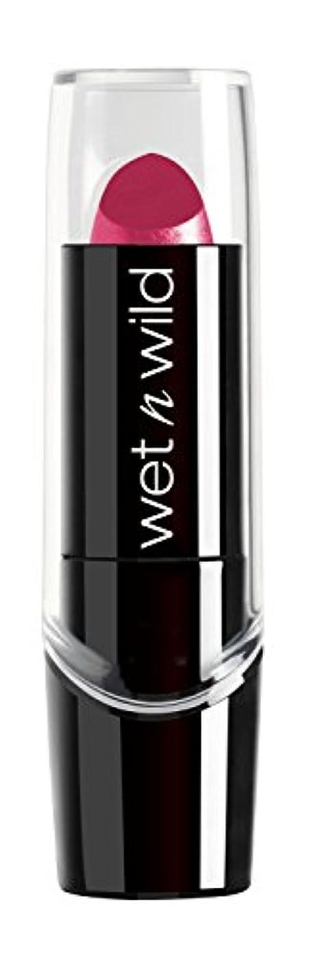 繁栄する外科医スパンWET N WILD New Silk Finish Lipstick Light Berry Frost (並行輸入品)