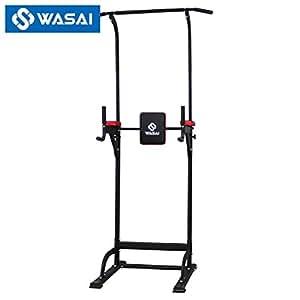 WASAI(ワサイ)ぶら下がり健康器 懸垂器具 チンニングスタンド 筋力トレーニング BS502