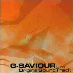 G-SAVIOUR for PS2 Original Sound Track
