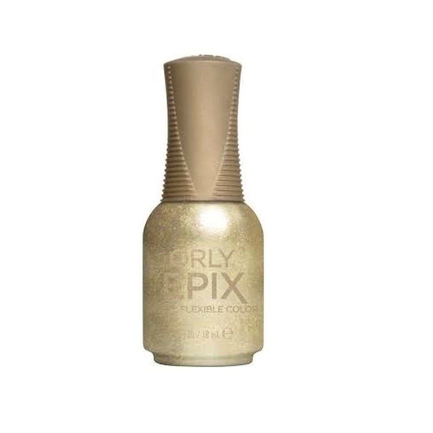 被るタヒチポイントOrly Epix Flexible Color Lacquer - Tinseltown - 0.6oz / 18ml
