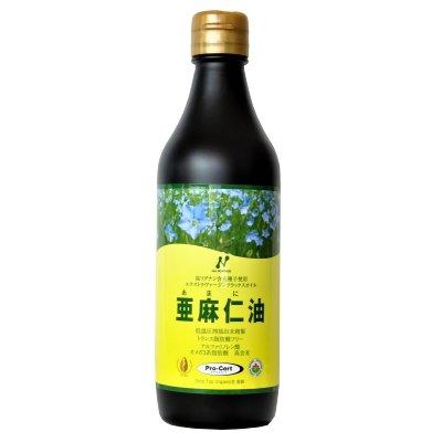 ニューサイエンス 亜麻仁油 370ml