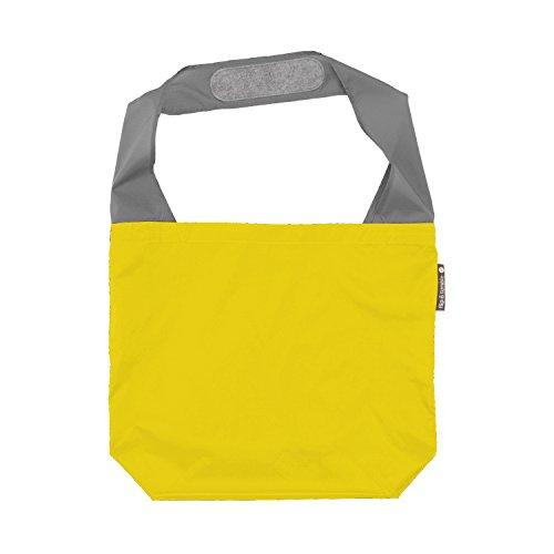 flip&tumble(フリップアンドタンブル) ボールバッグ レモン アメリカ発 斜めがけもOKの軽量エコバッグ【正規輸入品】