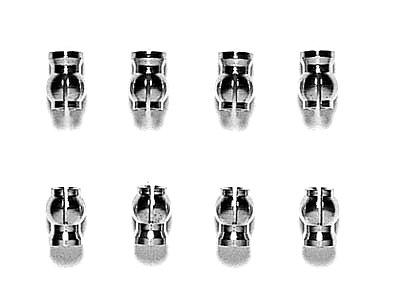 R/C SPARE PARTS SP-961 6mmボールカラー(8個)