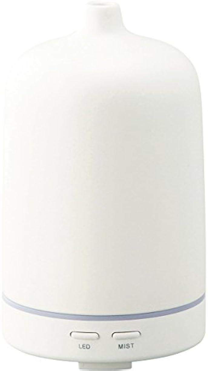 個人的に白菜磁石ラドンナ アロマディフューザー セラミー ADF23-CR ホワイト
