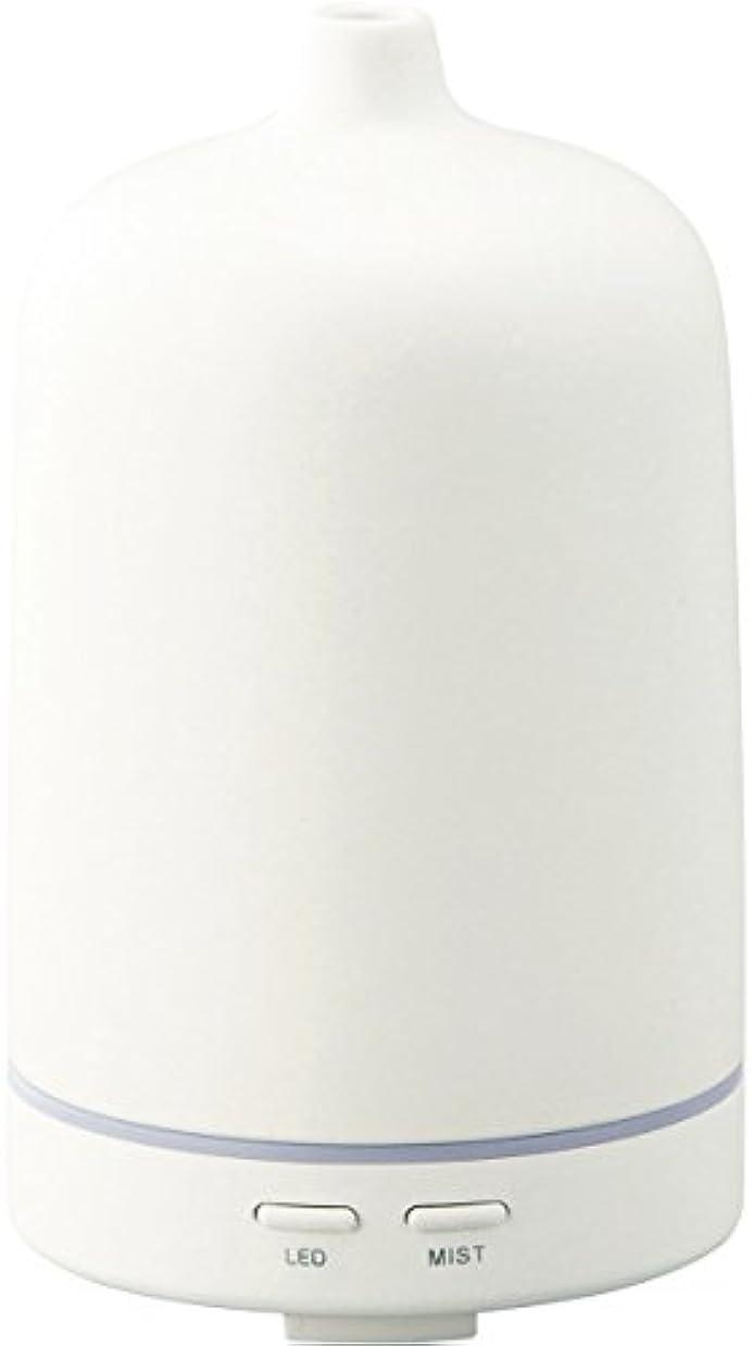 明快ペックこれらラドンナ アロマディフューザー セラミー ADF23-CR ホワイト