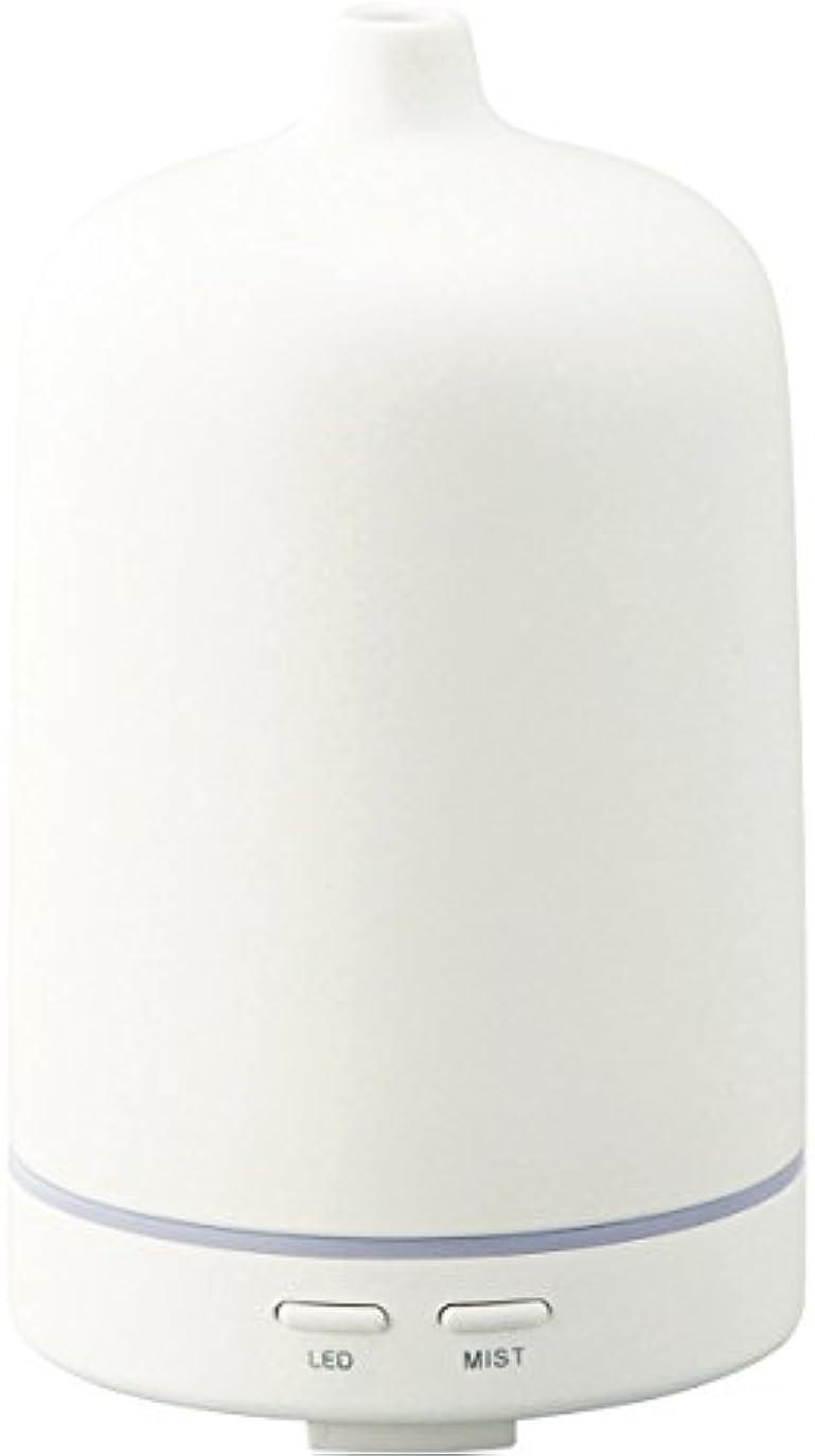 可動在庫サイズラドンナ アロマディフューザー セラミー ADF23-CR ホワイト