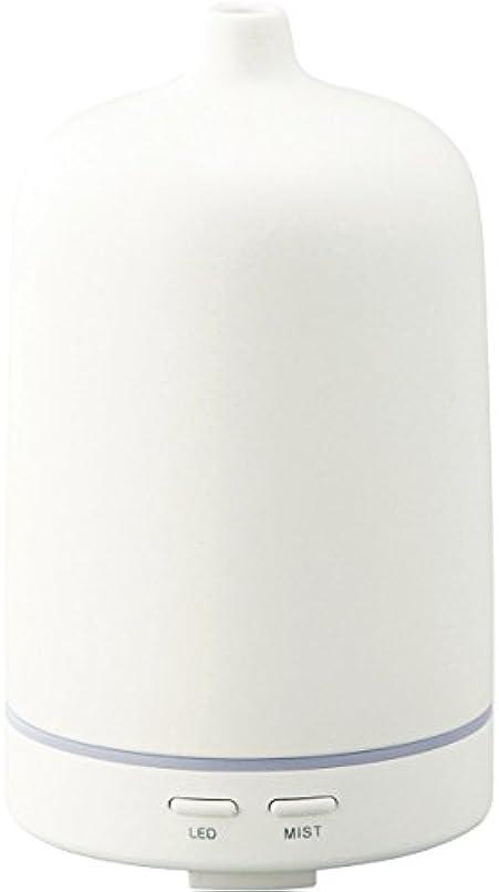 服を着るトリム立法ラドンナ アロマディフューザー セラミー ADF23-CR ホワイト