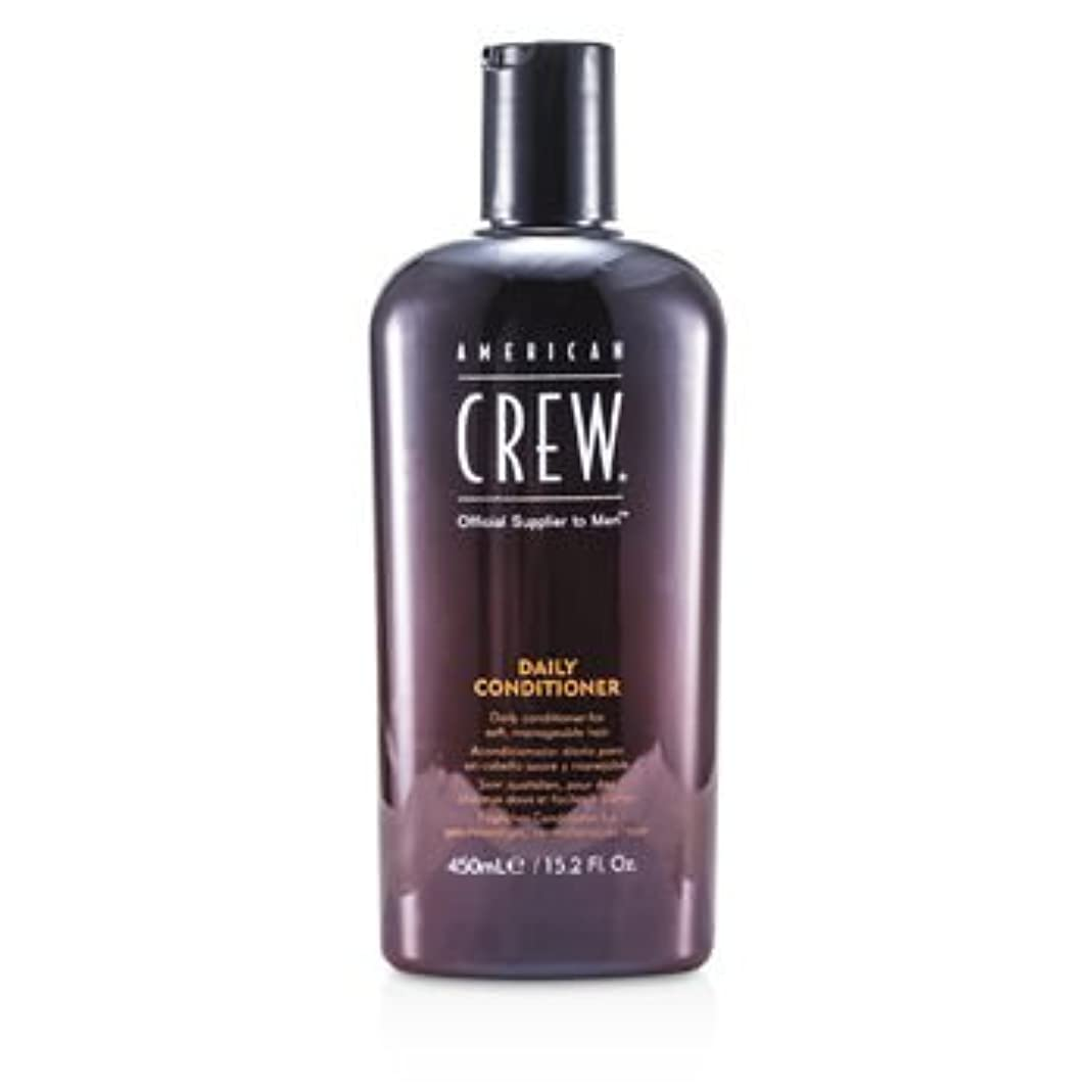 半円頑固なシステム[American Crew] Men Daily Conditioner (For Soft Manageable Hair) 450ml/15.2oz