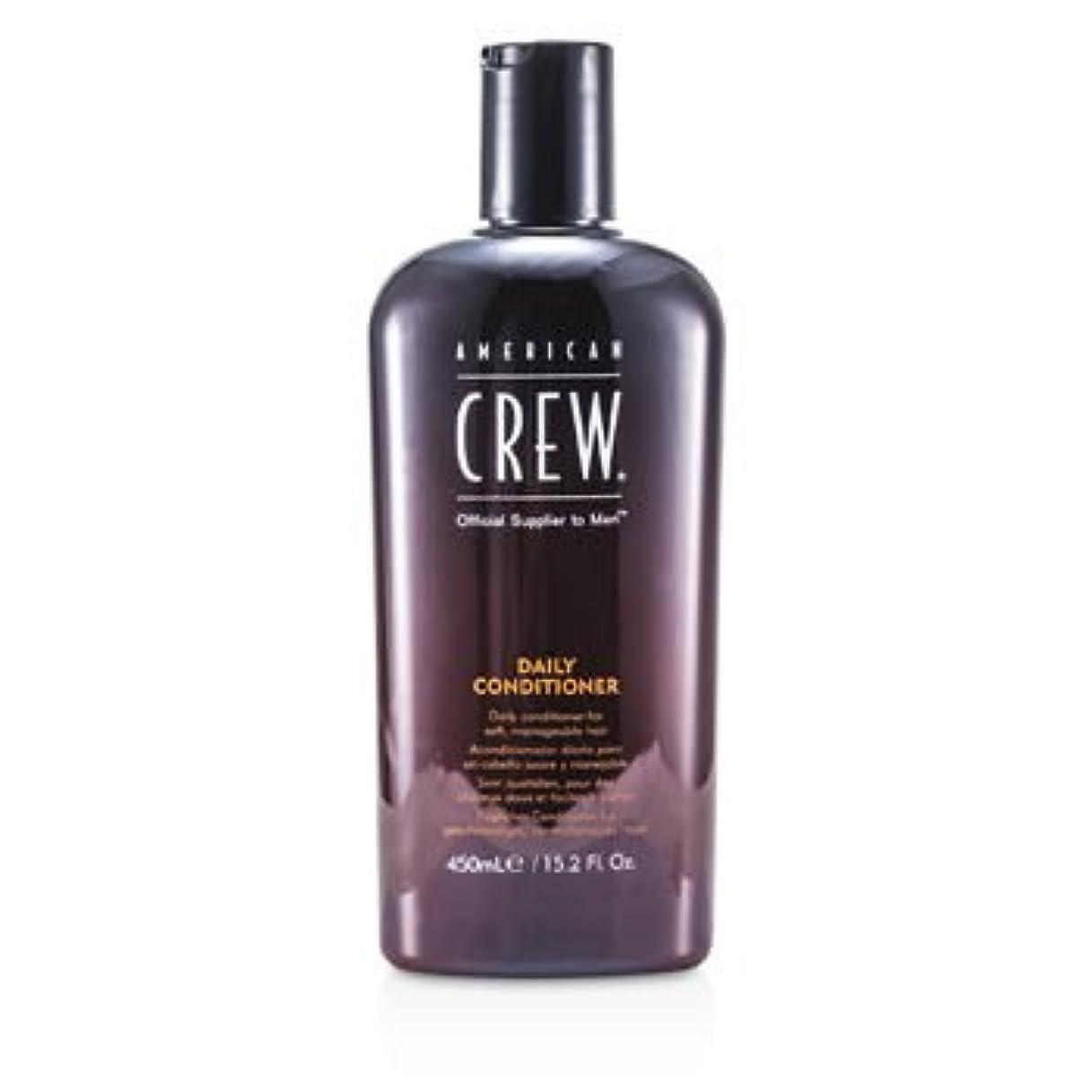 統治する乗り出すドリル[American Crew] Men Daily Conditioner (For Soft Manageable Hair) 450ml/15.2oz