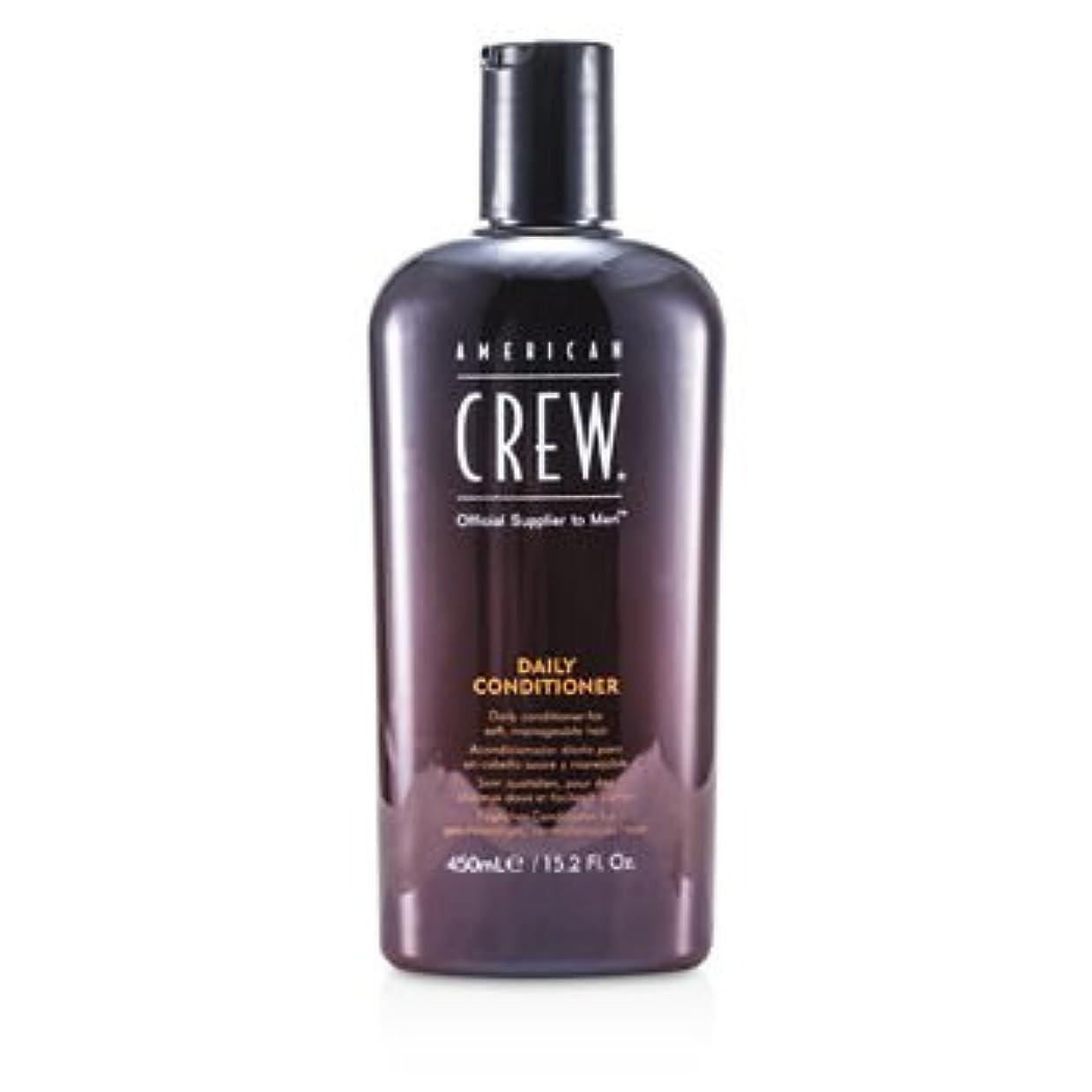 放棄された申請中資本主義[American Crew] Men Daily Conditioner (For Soft Manageable Hair) 450ml/15.2oz