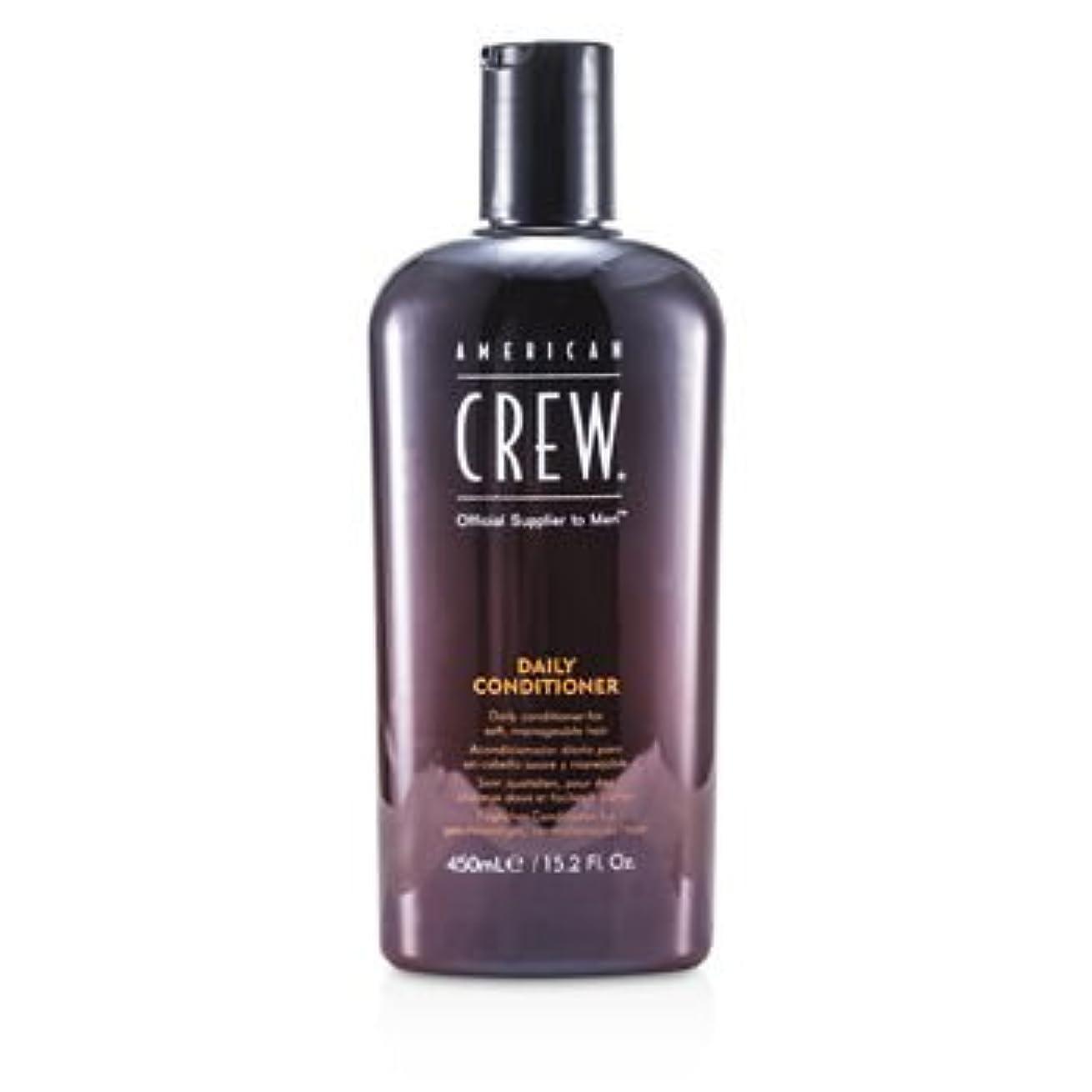 ミュートトピック大きなスケールで見ると[American Crew] Men Daily Conditioner (For Soft Manageable Hair) 450ml/15.2oz