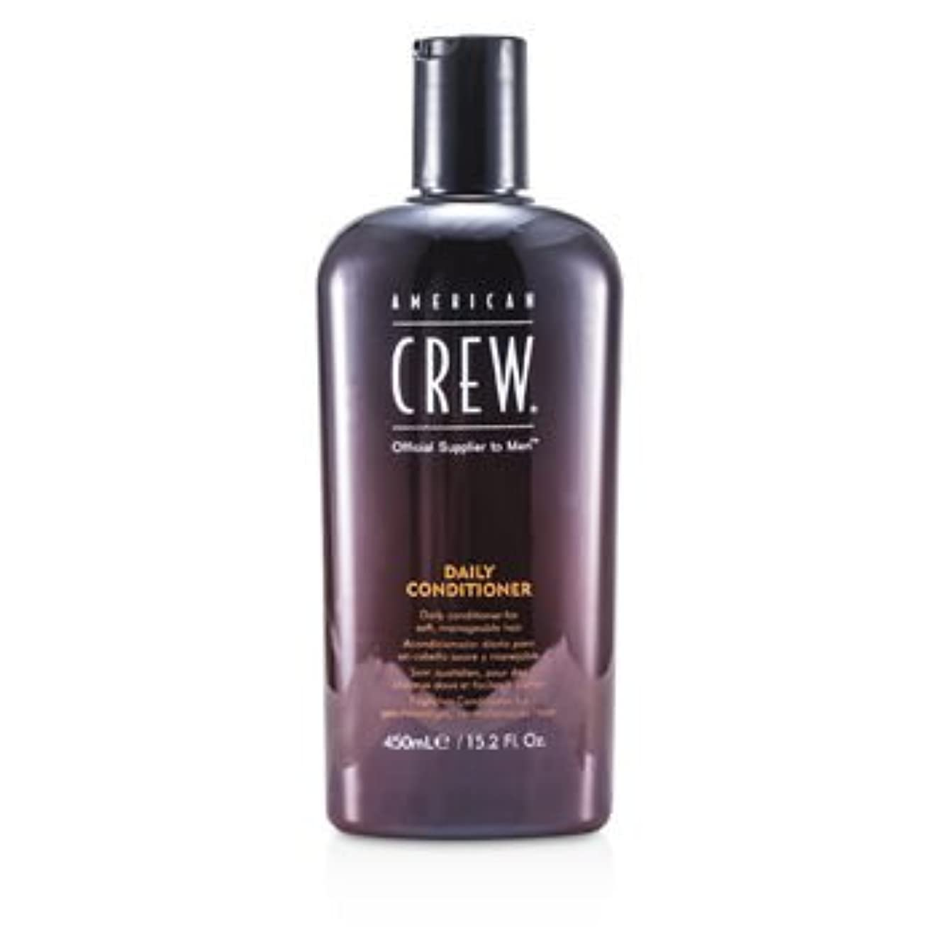 マークダウン前書き危険にさらされている[American Crew] Men Daily Conditioner (For Soft Manageable Hair) 450ml/15.2oz