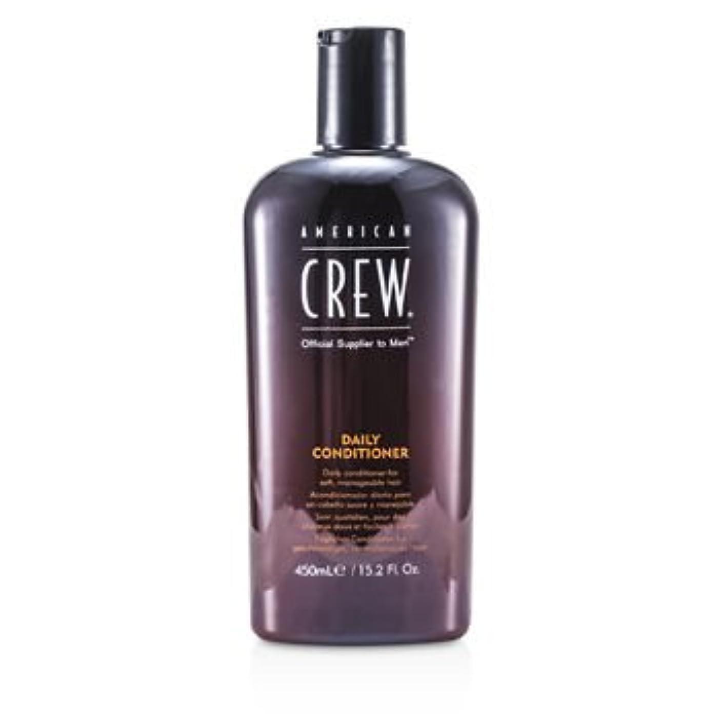 句代わりのトランスミッション[American Crew] Men Daily Conditioner (For Soft Manageable Hair) 450ml/15.2oz